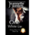 One White Lie: Barrington Billionaire's Series: Book One (English Edition)