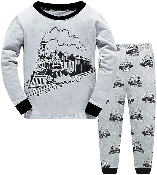 Amazon.com: Pijama excavador para niños de Little Hand, 100 ...