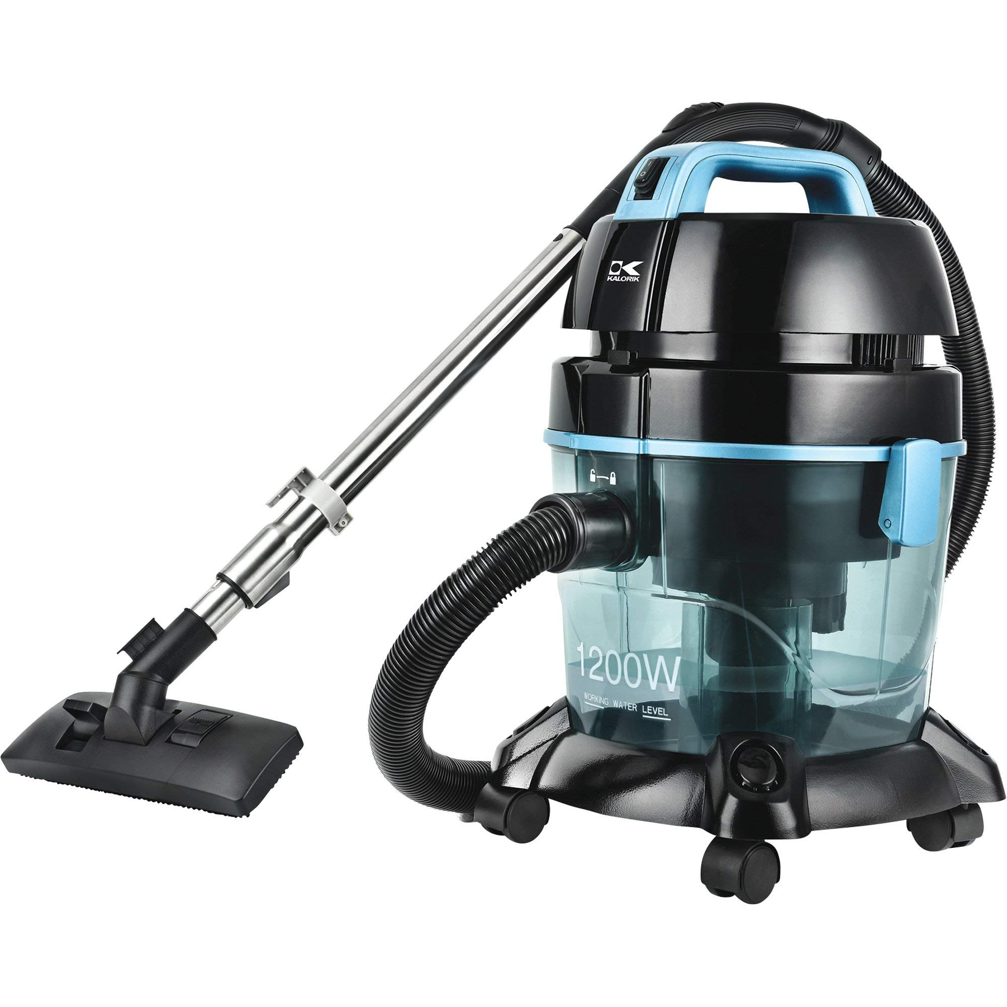 Kalorik Water Filtration Canister Vacuum Cleaner by Kalorik