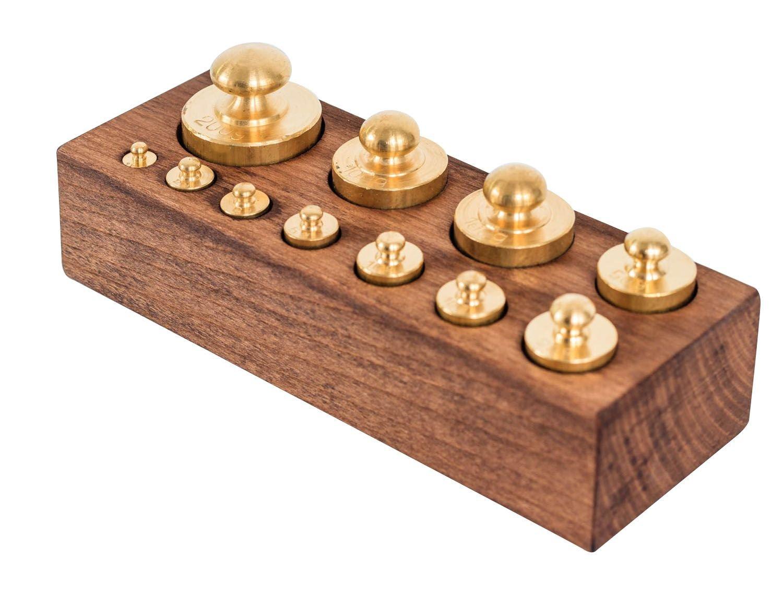 Pesos adicionales balanza de farmacia de balanza para oro estilo antiguo (d): Amazon.es: Hogar