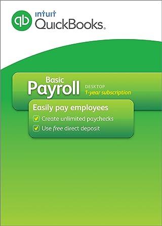QuickBooks Basic Payroll