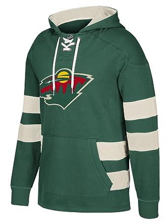 newest 97007 d1a28 Amazon.com : Minnesota Wild CCM NHL