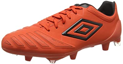f5bc289e3 Umbro Men's UX Accuro Pro Hg Football Boots, Red (Eah-Grenadine/Black