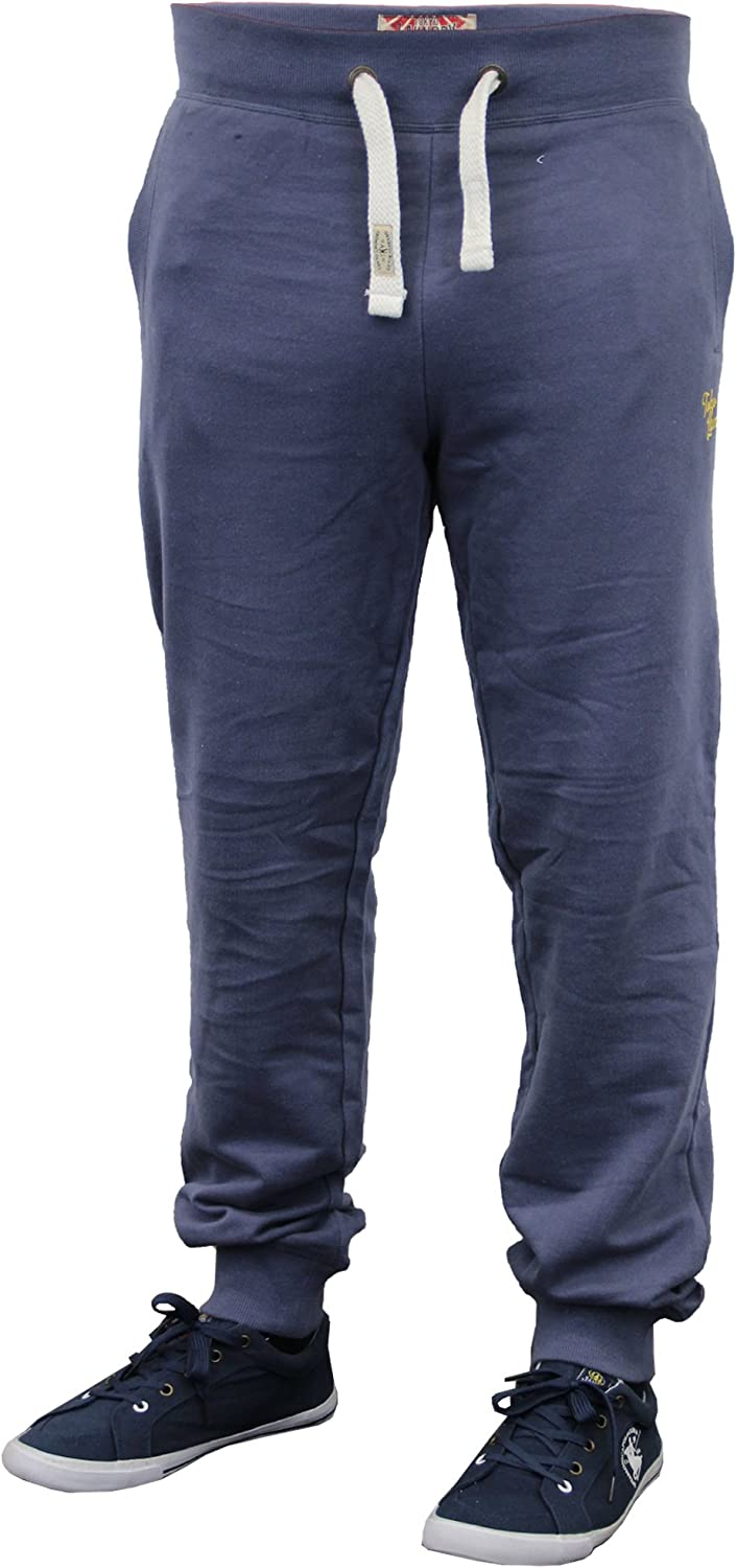 Mens Slim Fit Jogging Bottoms By Tokyo Laundry