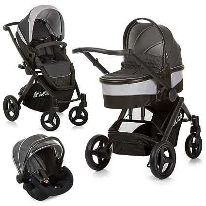 Hauck Maxan 4 Plus Trioset - Cochecito para bebé: Amazon.es: Bebé