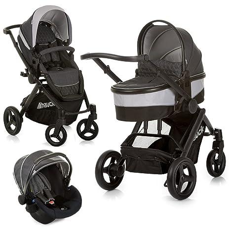 Hauck Maxan 4 Plus Trioset - Cochecito para bebé