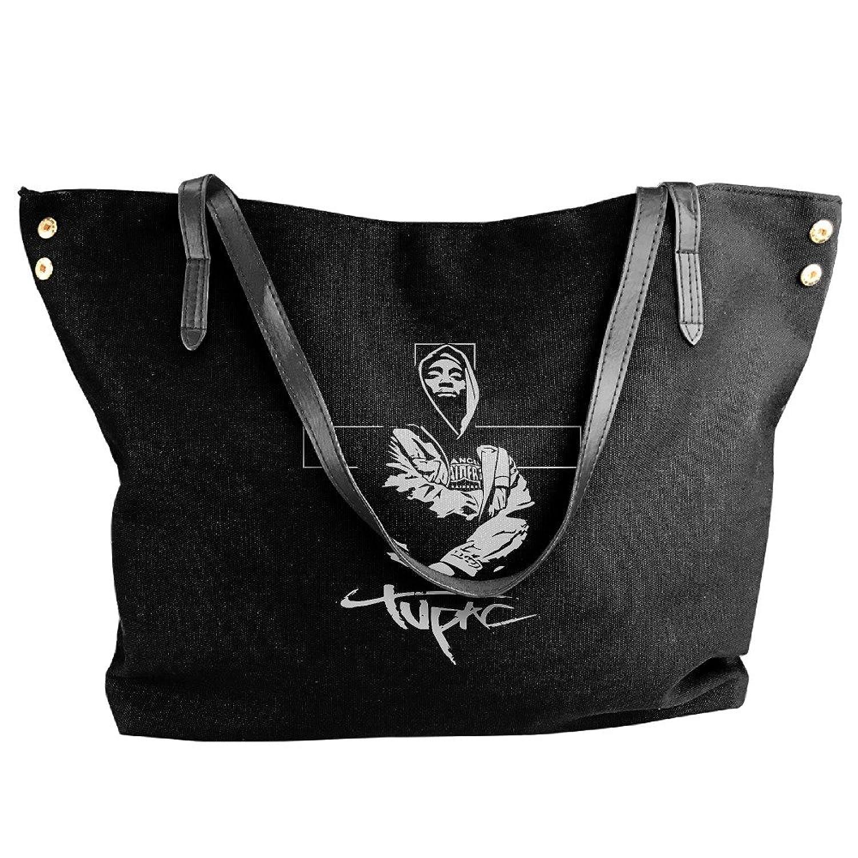 2pac Tupac Shoulder Tote Bag