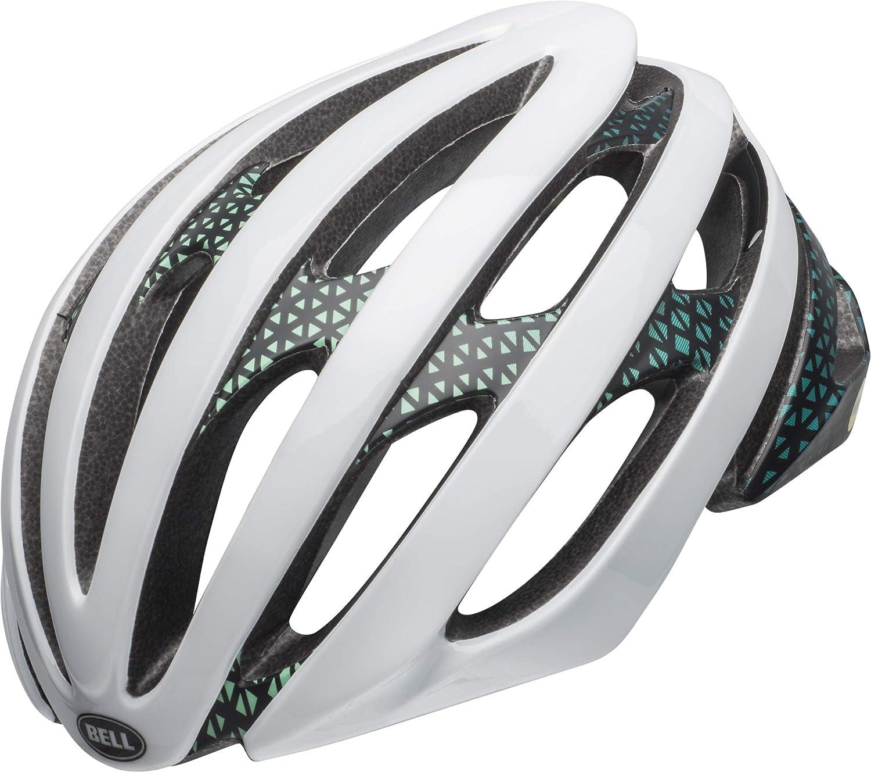 BELL Stratus MIPS Rennrad Fahrrad Helm weiß schwarz Mint 2019