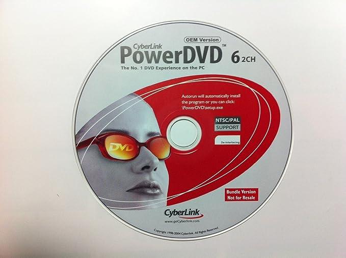 powerdvd 6