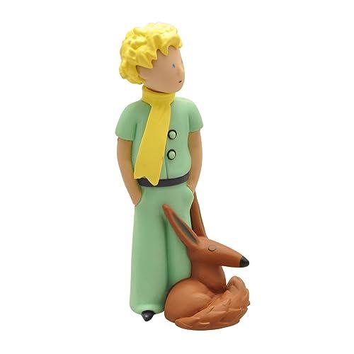 Plastoy - 61030.0 - Figurine Petit Prince Et Le Renard