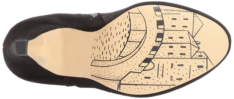 Bella Vita Women's Toni Ii Plus Harness Boot B06ZYT8KWG 9 B(M) US|Black Super Suede