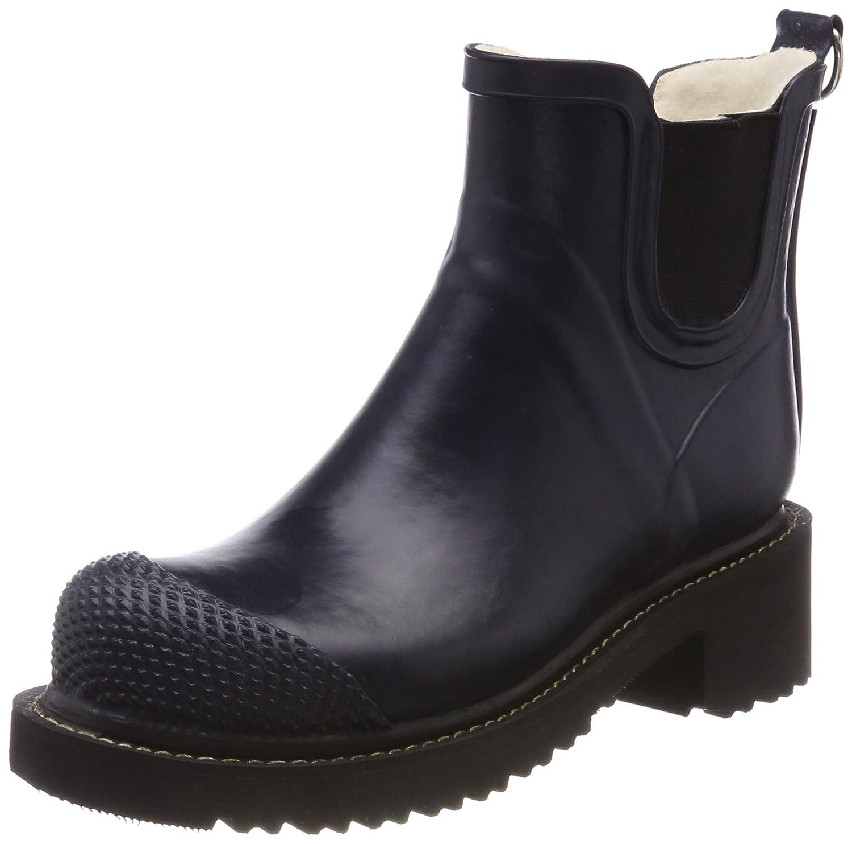 ILSE JACOBSEN Women's Rub 47 Rain Boot B016D4VWI0 41 B EU / 11-11.5 B US Women|Dark Indigo