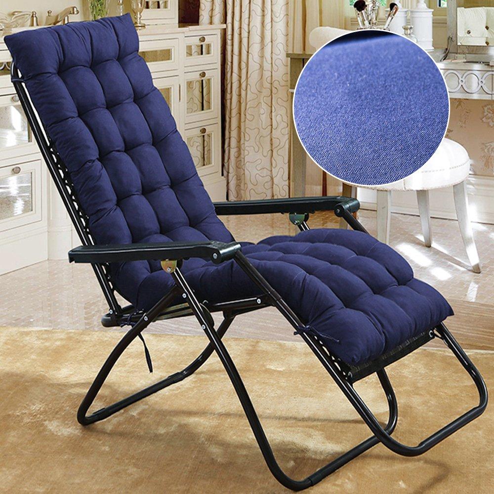 Rocker Lounger Cream Sun Chair Recliner Outdoor Garden Furniture Folding  Chair Marko