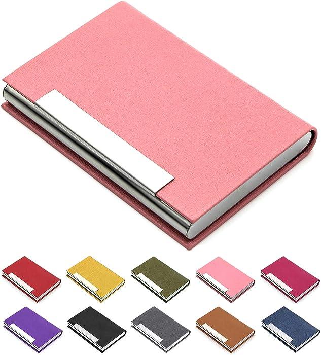The Best 15 Pocket Business Card Holder Desktop