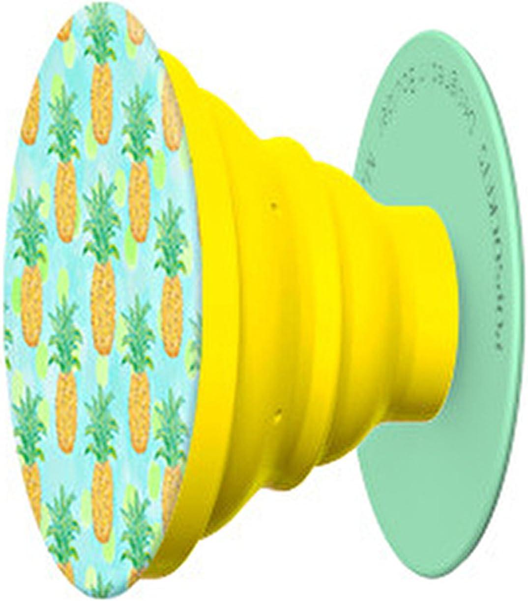 Popsockets Agarre para móvil, diseño de piñas: Amazon.es: Electrónica