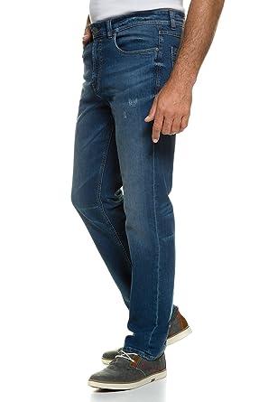 Mens Biker Fit N Superstretch Straight Jeans JP1880 6T0yA