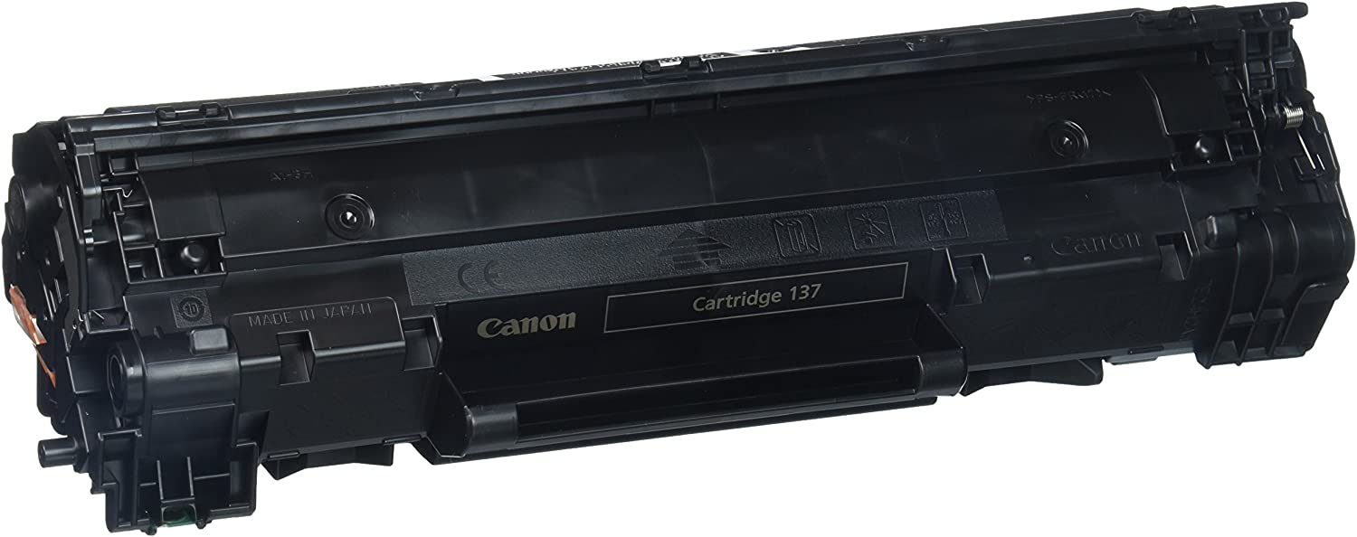 Canon Genuine Toner Cartridge 137 Black (9435B001), 1-Pack, for Canon imageCLASS MF212w, MF216n, MF217w, MF244dw, MF247dw, MF249dw, MF227dw, MF229dw, ...