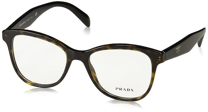 e1653b76b68 Prada Women s PR 12TV Eyeglasses 51mm