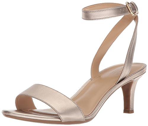 bd794bbd92d9 Naturalizer Womens TINDA Heeled Sandal  Amazon.ca  Shoes   Handbags