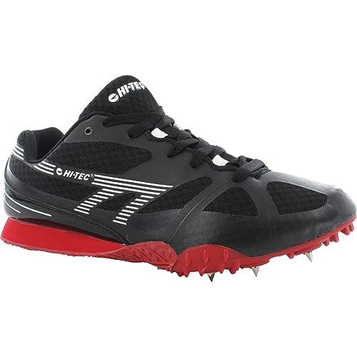 Hi-Tec Trackstar Zapatilla De Correr Con Clavos: Amazon.es: Zapatos y complementos