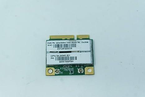 COMPRO PC Tarjeta de Red inalámbrica para Acer Aspire 7751 G ...