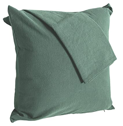 Amazon Set Of 40 Decorative Pillow Covers 40 X 40 Inches Solid Gorgeous Dark Green Decorative Pillows