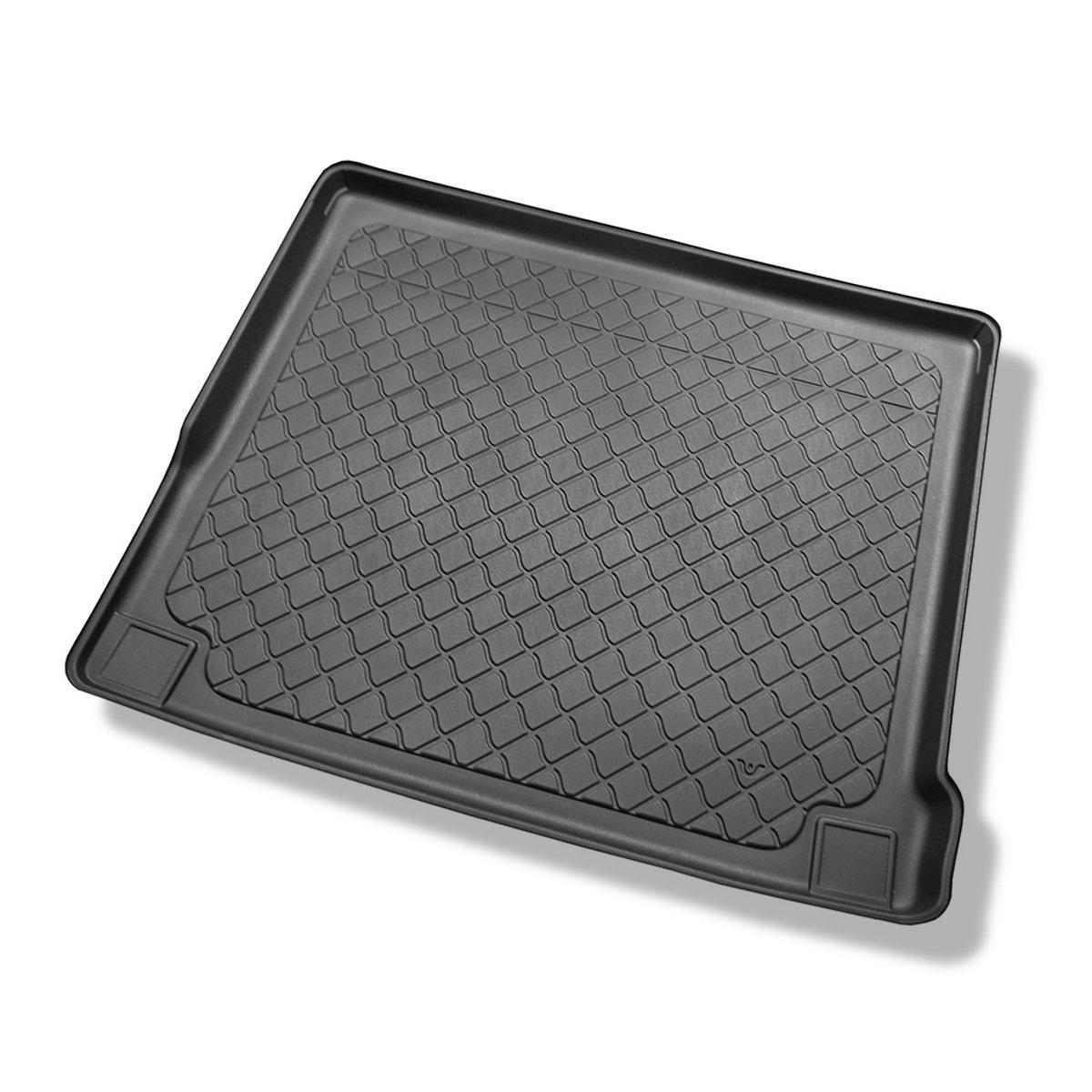 Mossa Tapis de Coffre - Ajustage Parfait - Excellente qualité - Inodore - 5902538556330
