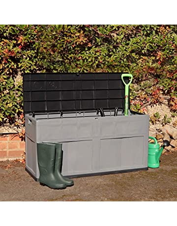 Amazon Co Uk Storage Containers Garden Outdoors