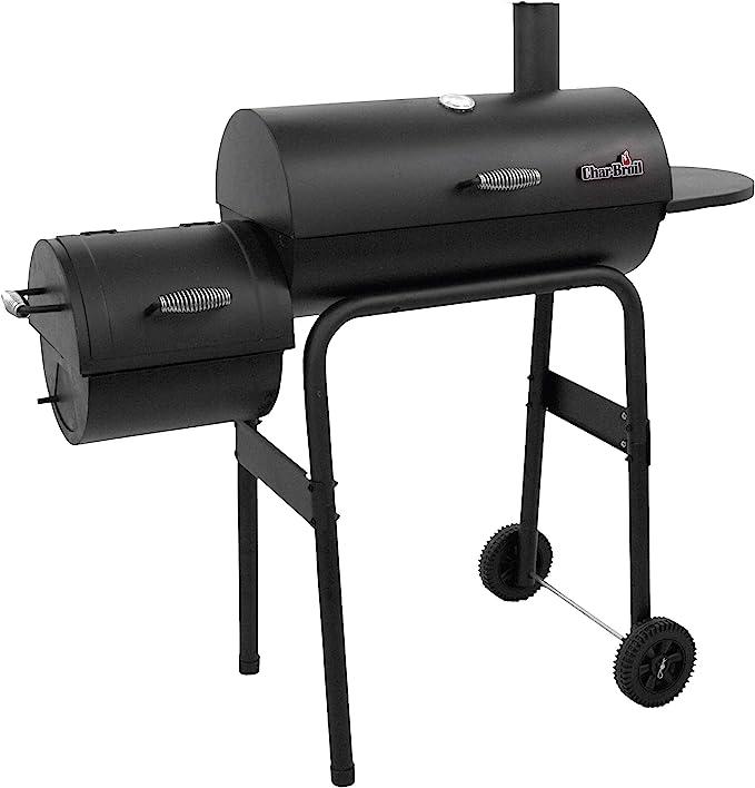 Char-Broil 12201570-A1 American Gourmet Offset Smoker - Best for Beginners