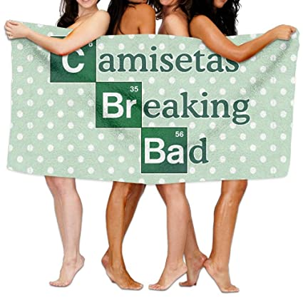 BjlkMLMLM Camisetas-brba2 Beach Towels Washcloths Bath Towels For Teen Girls Adults Travel Towel Pool