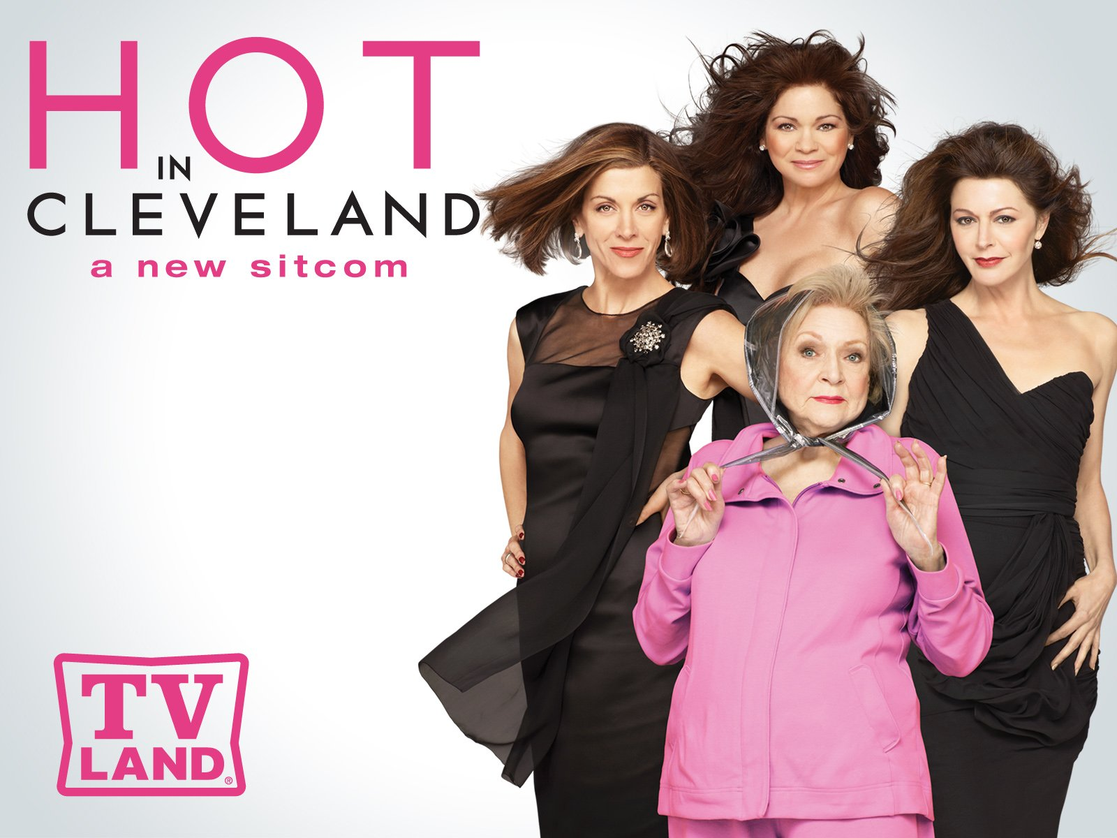 Amazon.com: Hot in Cleveland Season 1: Betty White, Valerie Bertinelli, Wendie Malick, Jane Leeves: Amazon Digital Services LLC