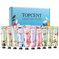 Moisturizer Hand Cream Set, 10PCS Plant Fragrance Hand Cream for Hand Care, Hand Lotion Enriched with Plant Essence More Conducive to Repair Anti Aging Anti Chapping, 30ml/Piecse (PACK OF 10)