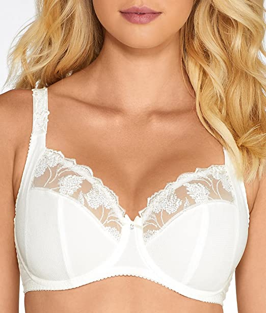 8ae230084d PrimaDonna 0162830 Women s Eternal Patine Skin Embroidered Nonded  Underwired Support Coverage Full Cup Bra  PrimaDonna  Amazon.co.uk  Clothing