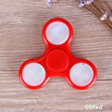 Amazon Price History for:Tri-Spinner Fidget Toy Tri-Spinner Fidget Toy Fidget Spinner High Speed Lasting Rotation For Relieves Stress And Anxiety Puzzle Toy Playing In Hands