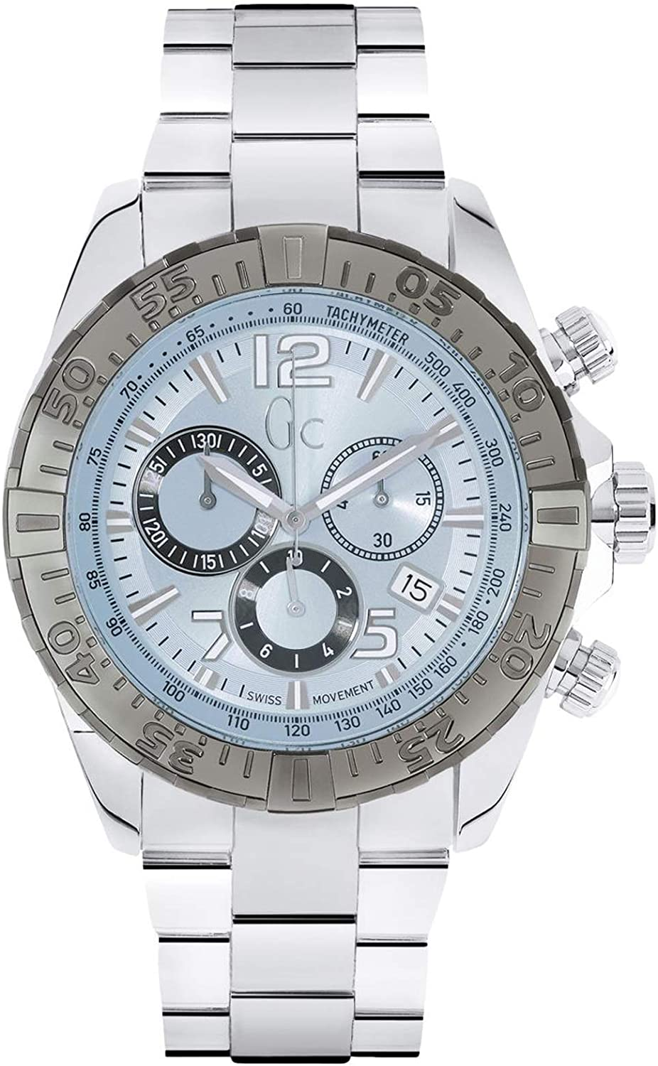 GC by Guess reloj hombre Sport Chic Collection Sport Racer cronógrafo Y02005G7