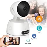 Amazon Price History for:PECHAM HD WiFi IP Security Camera - 2 Monitoring Modes Night Vision Camera including Remote Monitoring, Motion Detection Indoor / Outdoor Surveillance Camera for Home & Business