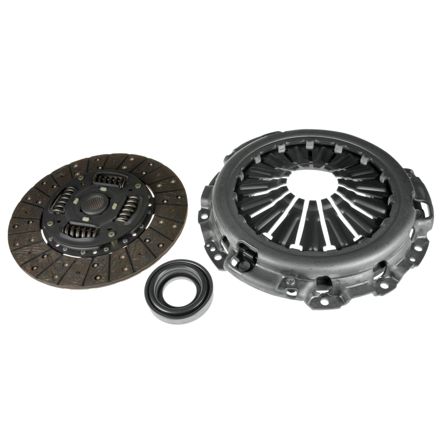 Blue Print ADN130194 clutch kit with clutch release bearing - Pack of 1 Automotive Distributors Limited