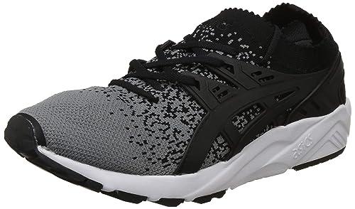 Gel-Kayano Trainer Knit Black Sneakers