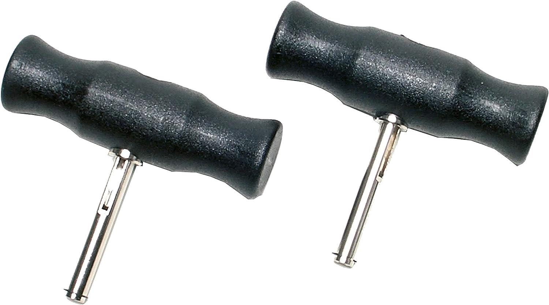BGS 8003 2 piezas Tiradores para corte de alambre para desgasificaci/ón