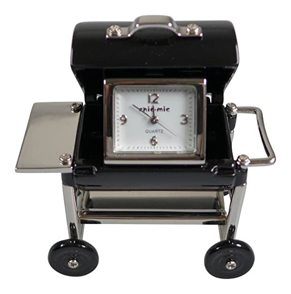 Reloj Miniatura – Barbacoa, la Reloj para la barbacoa Meister – Vintage Reloj – coleccionistas