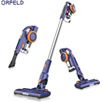 ORFELD Cordless Vacuum, 18000pa Stick Vacuum 4 in 1,Up to 50 Minutes Runtime, with Dual Digital Motor for Deep Clean…