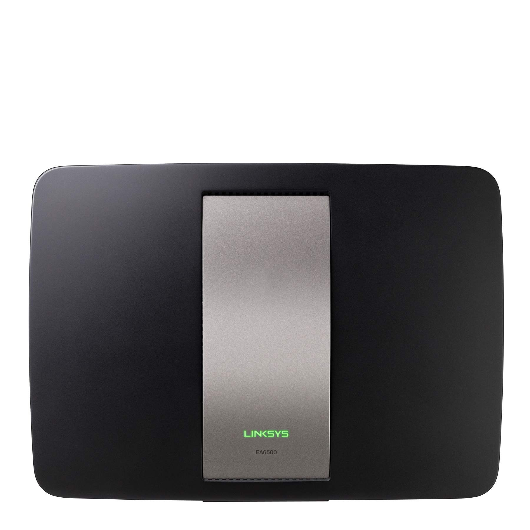 Linksys AC1750 Wi-Fi Wireless Dual-Band+ Router with Gigabit, Smart Wi-Fi App Enabled to Control Your Network from Anywhere (EA6500) by Linksys