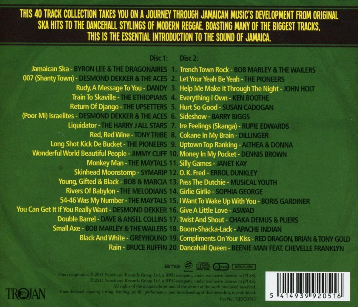 Trojan Presents: Classic Reggae: Varios: Amazon.es: Música