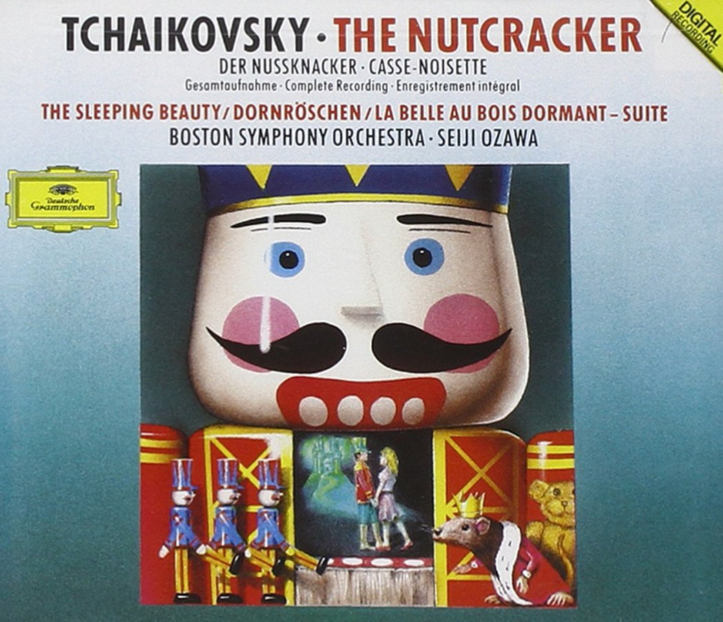 Tchaikovsky: The Nutcracker (Complete Ballet)/ Sleeping Beauty Suite