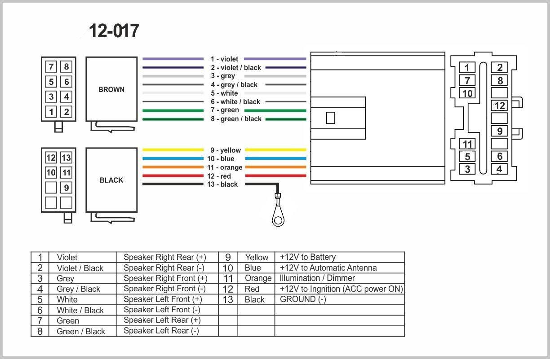 autostereo 12–017estándar iso Arnés Adaptador De Radio para Mitsubishi 1995+ Coche ISO Radio Estéreo Cable de audio Autostereo TECH