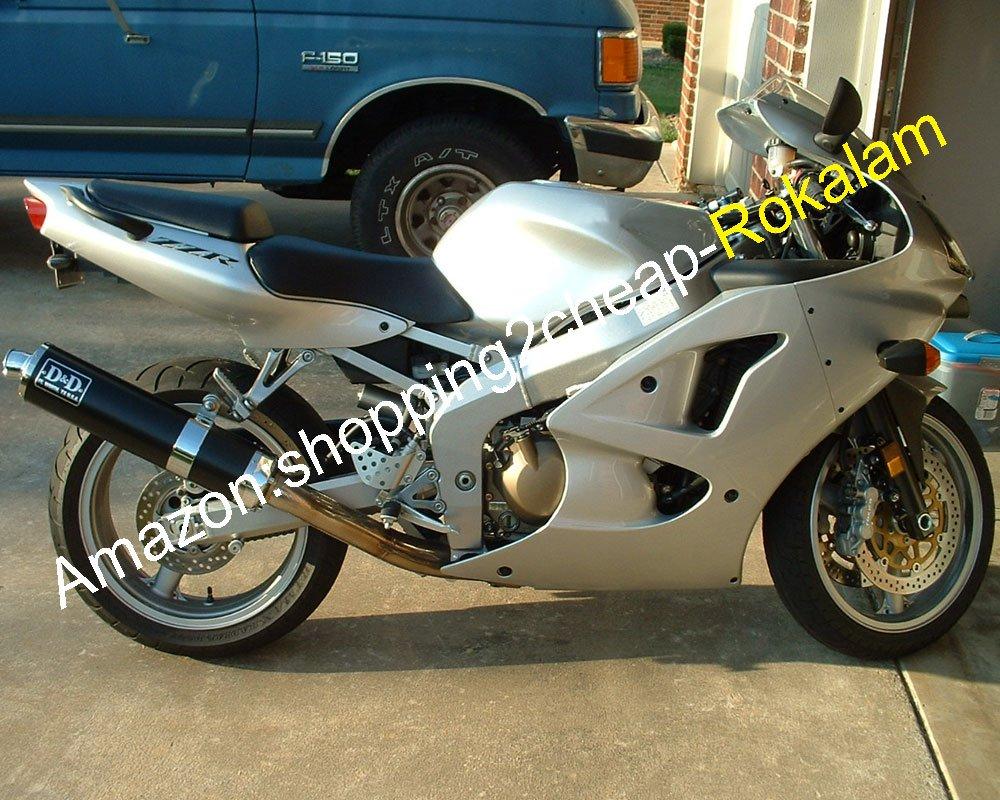 Hot Sales,Gray - Kit de carenado para Kawasaki Ninja ZX6R ...