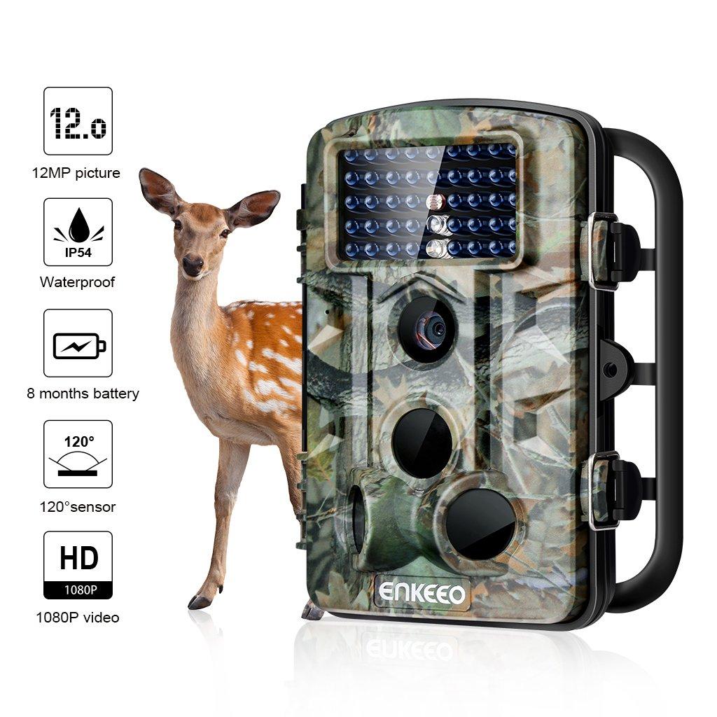 Caméra de chasse ENKEEO PH730S 12MP