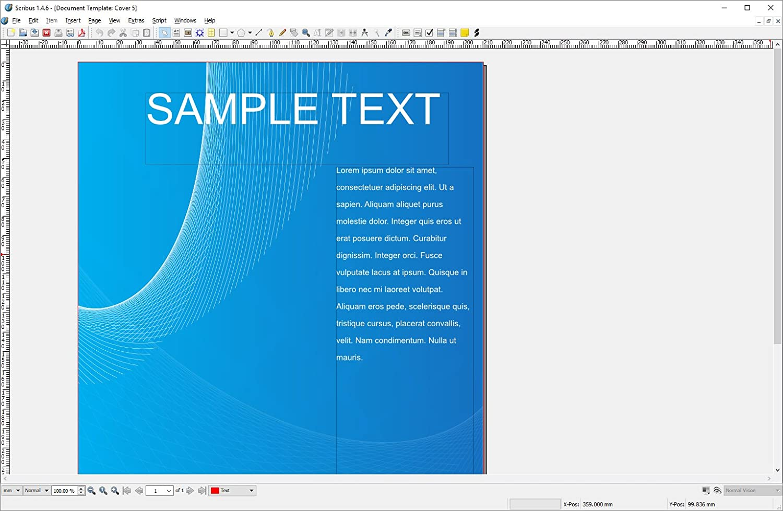 Scribus Desktop Publishing - Professional Publishing Software for Microsoft  Windows & Mac OS X - BOXED AS SHOWN