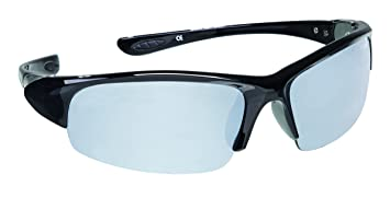 Marinepool Sonnenbrille MP II Sunglasses with Hardcase, Black, One Size, 1001880-800-110
