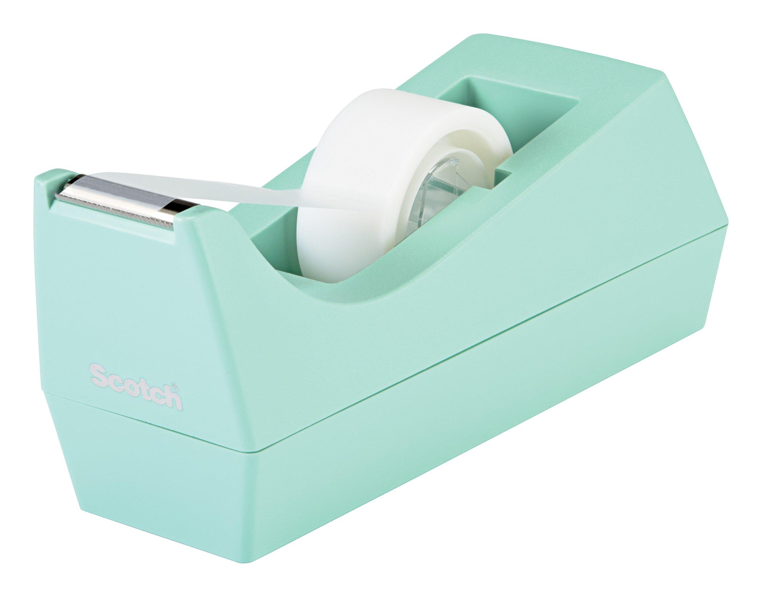 3M Tape Dispenser Mint Green (C-38-MNT)
